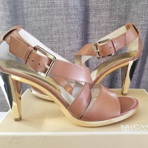 MICHAEL Michael Kors Shoes - Violet Cross Strap Michael kors